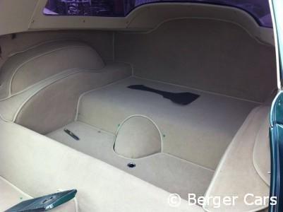 Corvette: Sattlerei