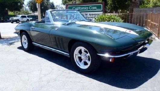 Corvette C2 zu verkaufen