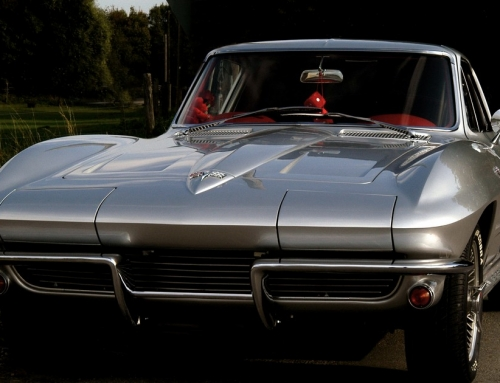 Corvette C 2 – Berger's Baby
