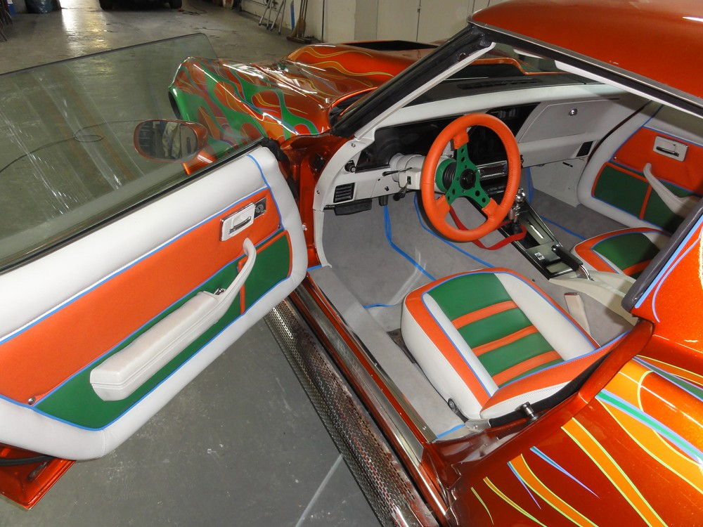 innenausstattungen berger cars werkstatt f r corvette mustang u a us fahrzeuge m nchen. Black Bedroom Furniture Sets. Home Design Ideas