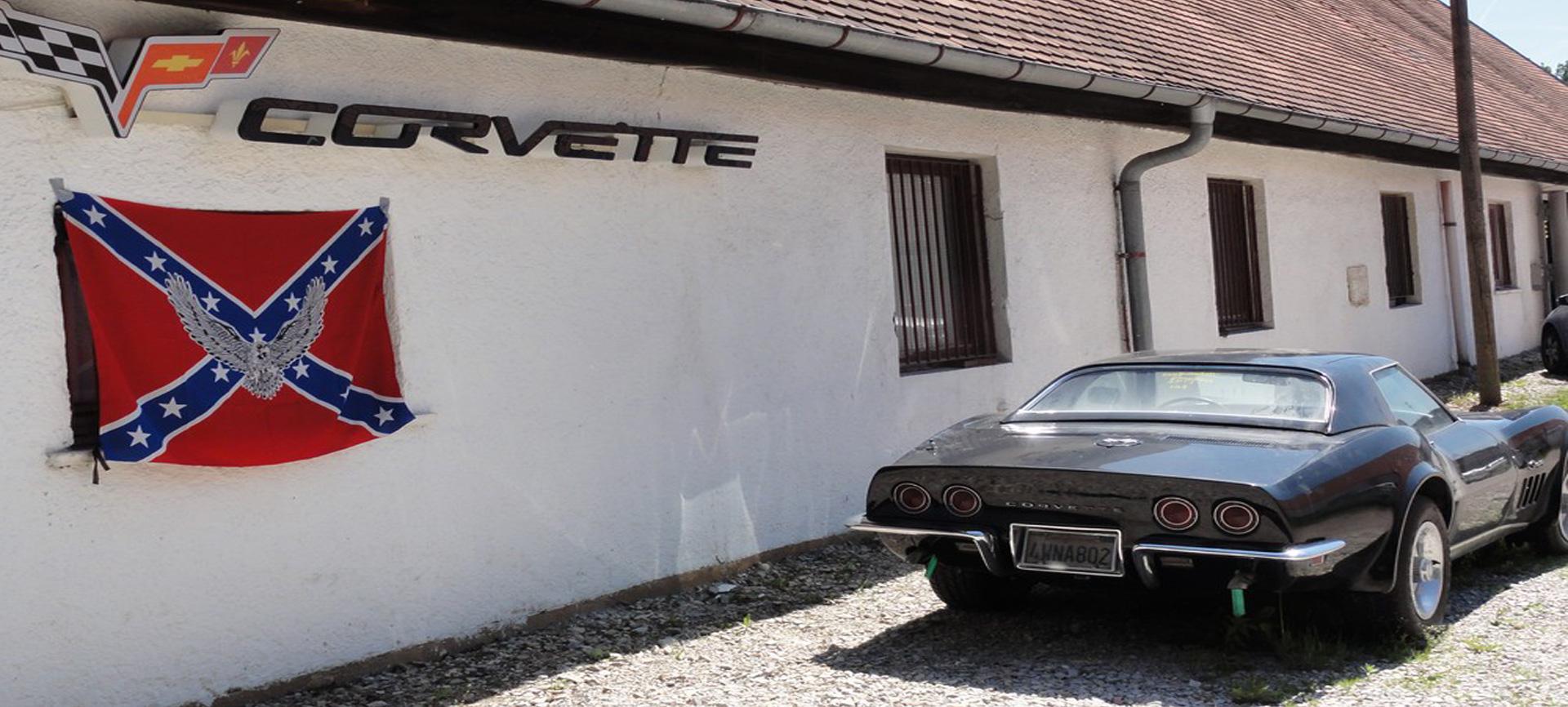kontakt berger cars werkstatt f r corvette mustang u a us fahrzeuge m nchen. Black Bedroom Furniture Sets. Home Design Ideas