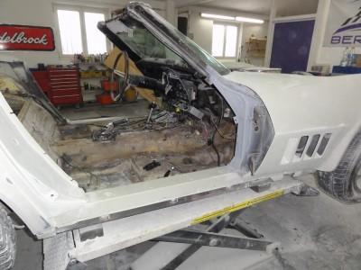 Corvette C3 restaurieren